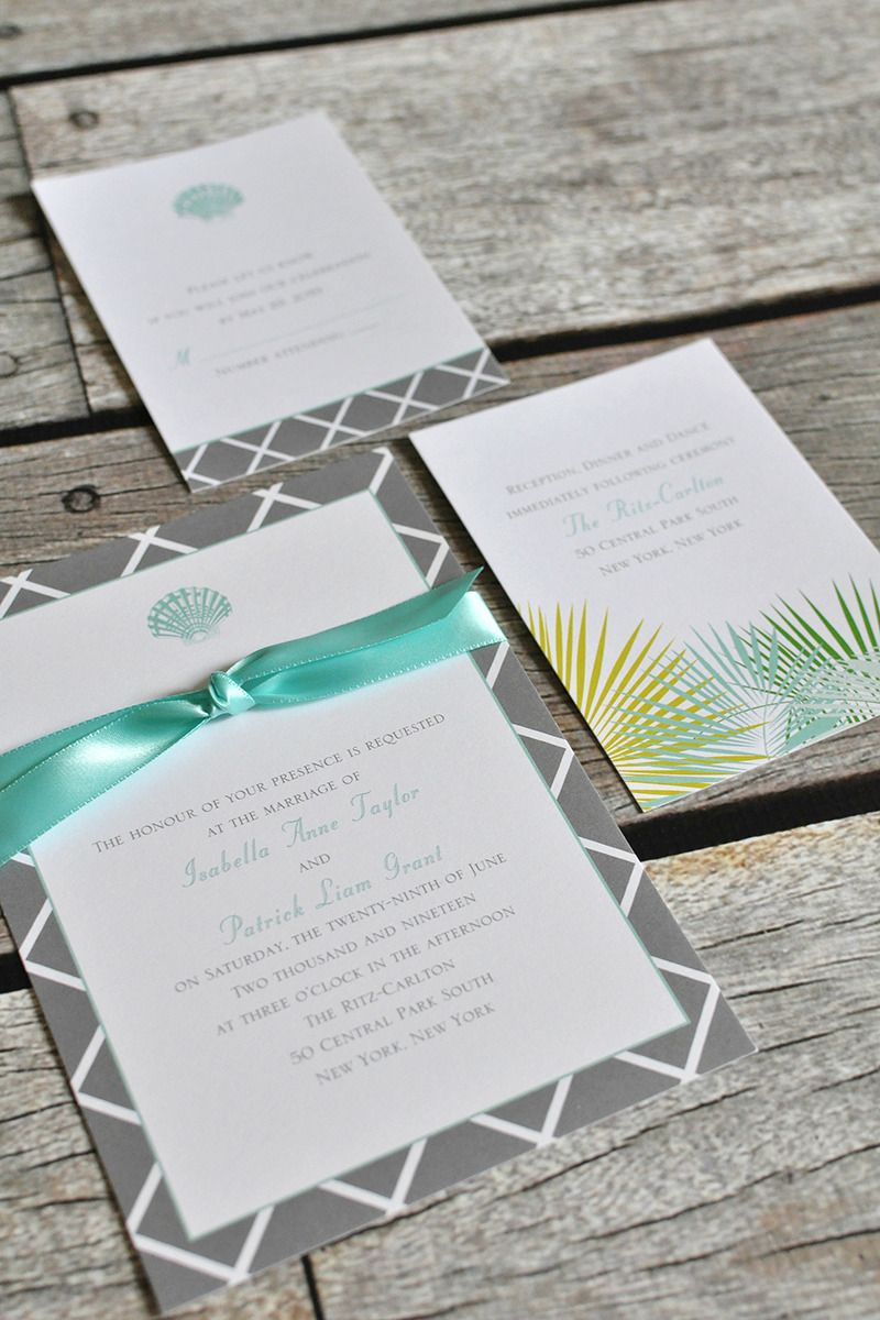 Wedding Cakes That Match Your Invites | Invitation suite, Invitation ...