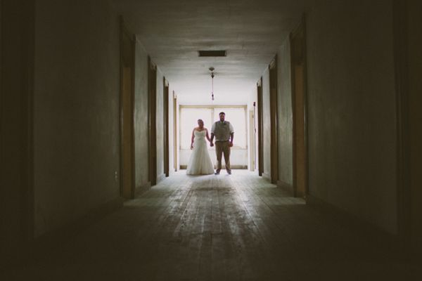 Emory Grove Hotel & Tabernacle Wedding by With Love & Embers | CJ Hitched!