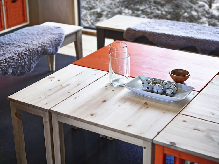 Table Be Ikea Nornas