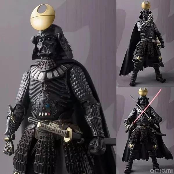 "Star Wars Movie Realization Japanese Samurai Action Figure 7/"" Kids Toy Doll"