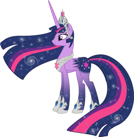 My Little Pony Queen Twilight Sparkle Coloring Pages My Little Pony Twilight Sparkle Alicorn My Little Pony Twilight Little Pony My Little Pony Friendship