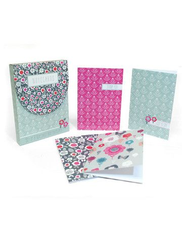 Blossom Tree notecard set Go Stationary prints by Susan Driscoll