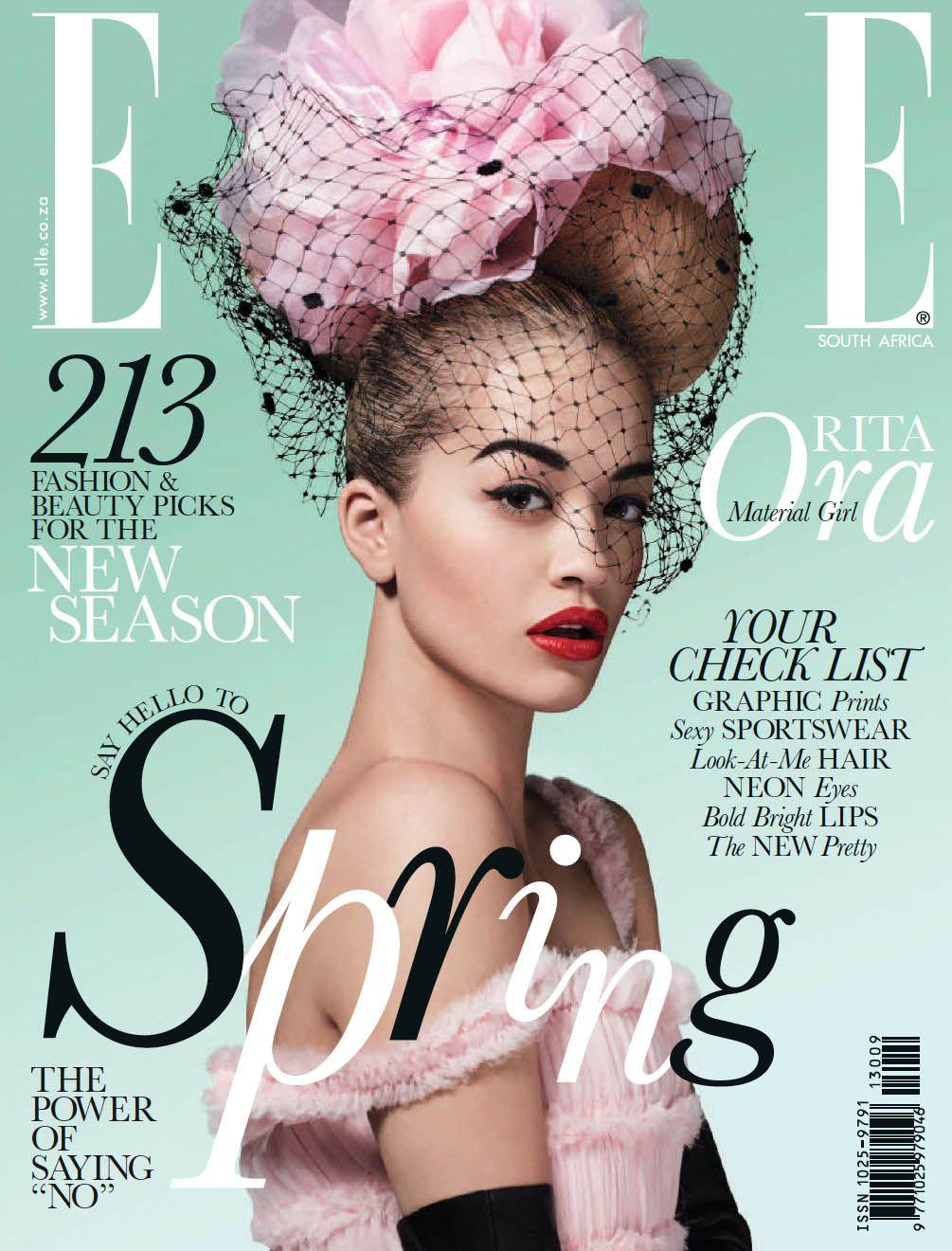 spring magazine cover - Google Search  Rita ora, Rita, Love magazine