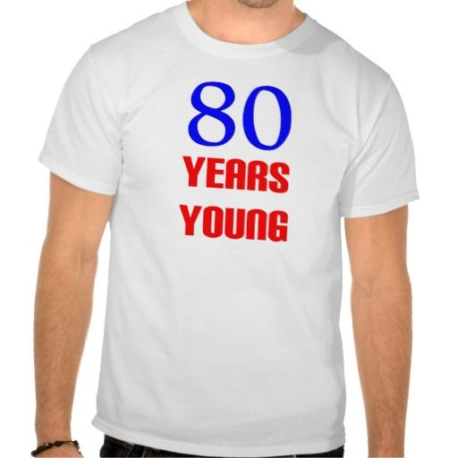 >>>Smart Deals for          80 Years Young Birthday Tee Shirts           80 Years Young Birthday Tee Shirts Yes I can say you are on right site we just collected best shopping store that haveDeals          80 Years Young Birthday Tee Shirts today easy to Shops & Purchase Online - transferre...Cleck Hot Deals >>> http://www.zazzle.com/80_years_young_birthday_tee_shirts-235563383313350546?rf=238627982471231924&zbar=1&tc=terrest
