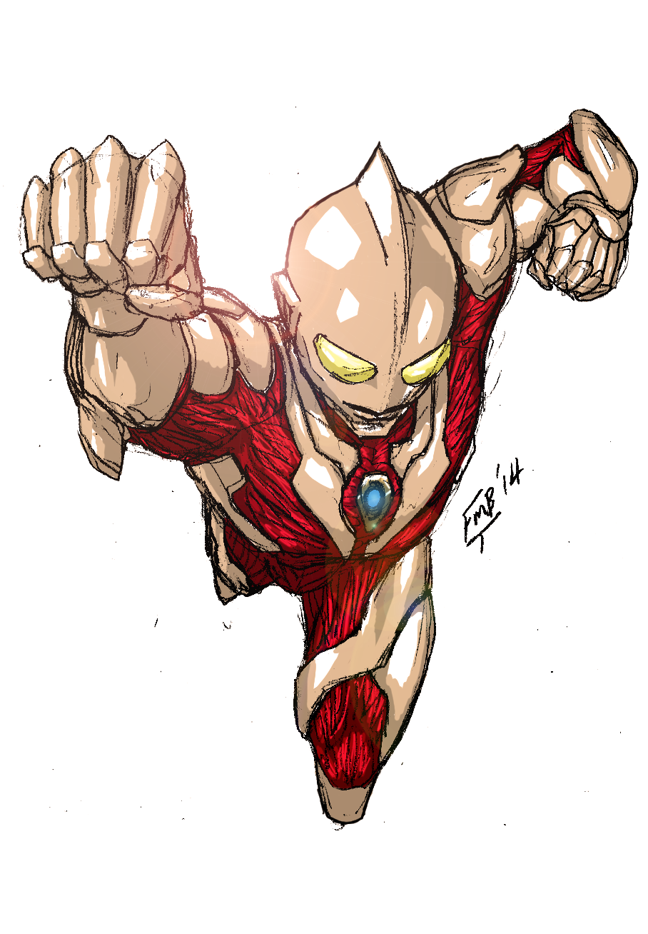 Ultraman The First by on