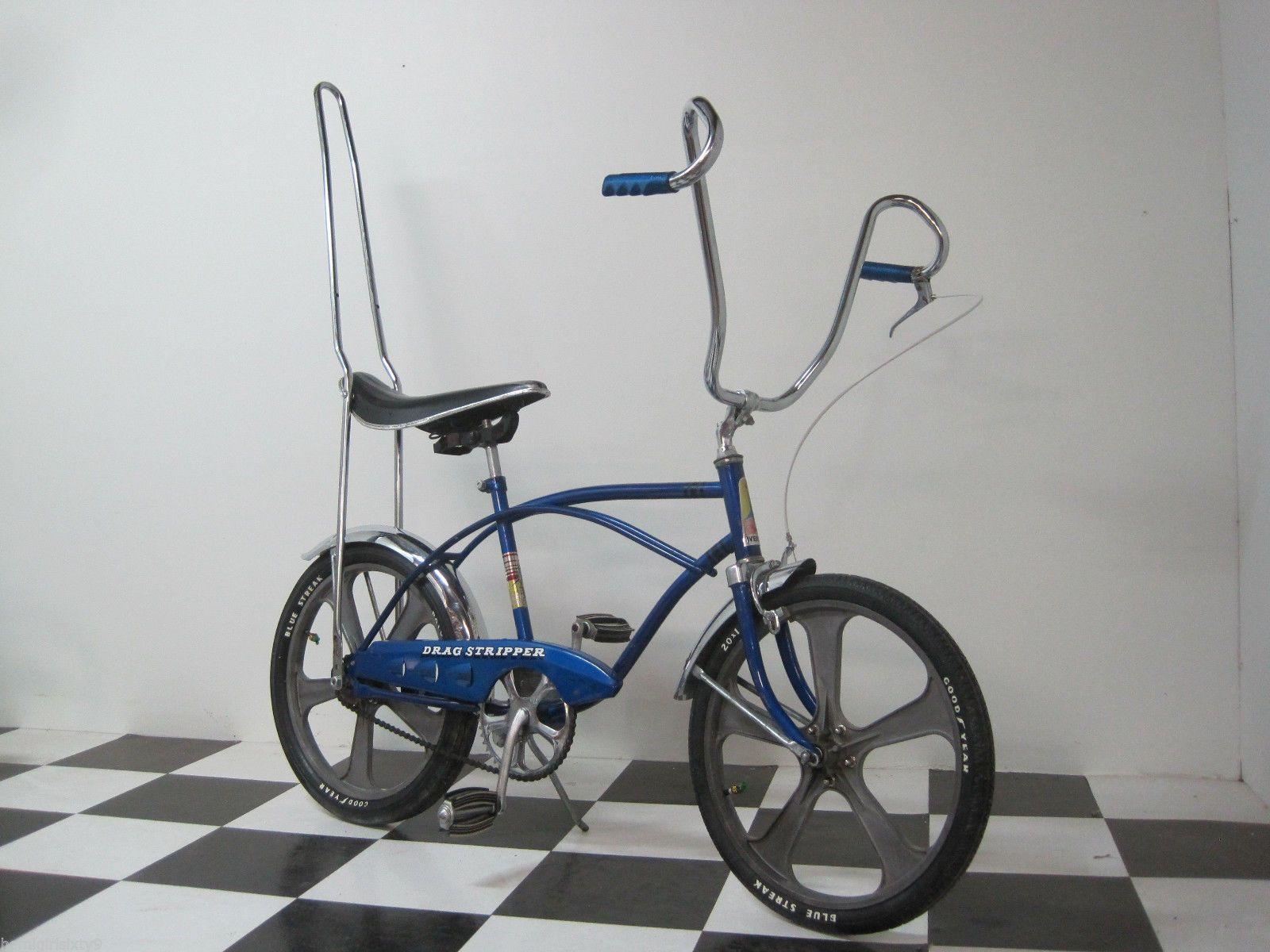 1969 George Barris Mag Iverson Drag Stripper Muscle Bike w Original ...