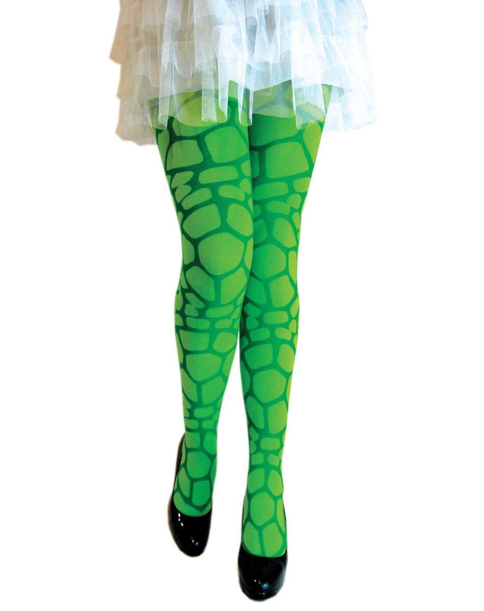 Teenage Mutant Ninja Turtles Shell Print Tights – Spirit Halloween ...