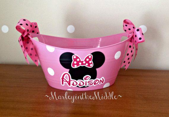 Minnie or Mickey Mouse  Disney Handy 12 inch by MarleyintheMiddle, $14.50