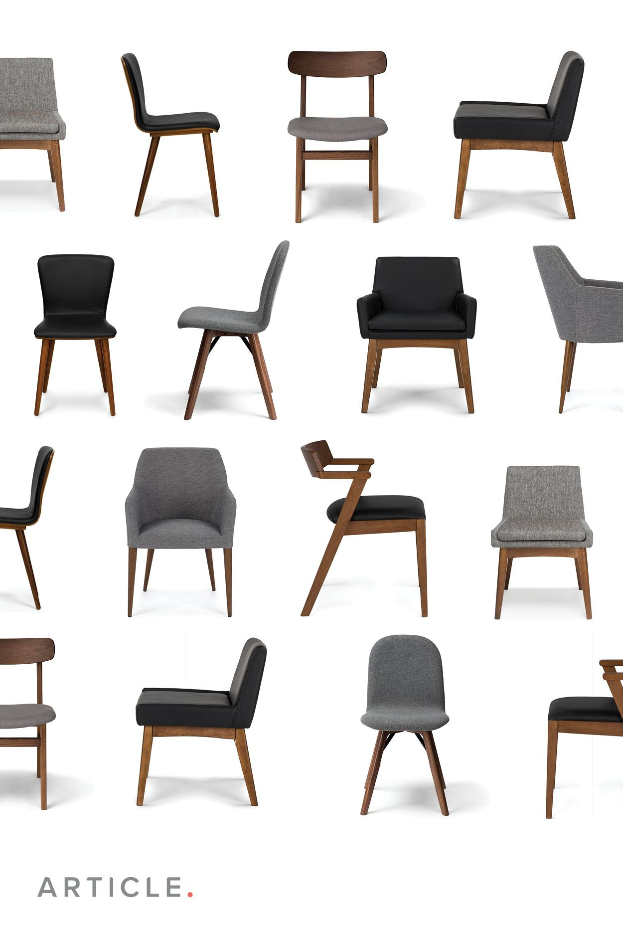 Find The Dining Chair That Fits You And Your Lifestyle Dining Room Chairs Modern Midcentury Modern Dining Chairs Modern Dining Chairs