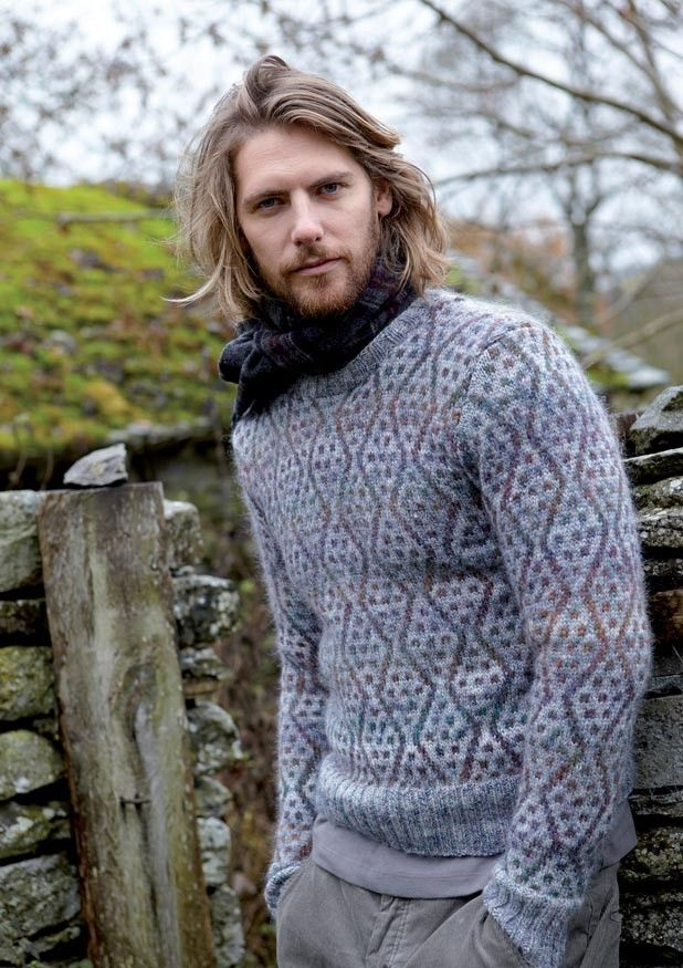 Balkan by Rowan - Digital Version | Free Knitting Patterns