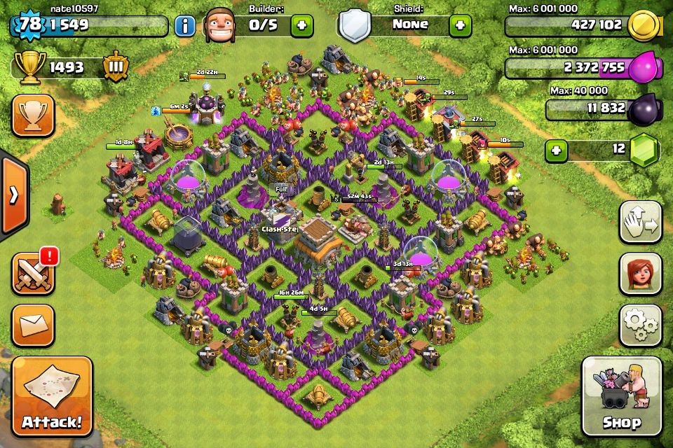 clash of clans hack barbarian king