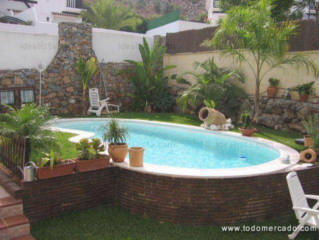 Como construir uma piscina pesquisa google ideias para for Como hacer una piscina pequena en casa