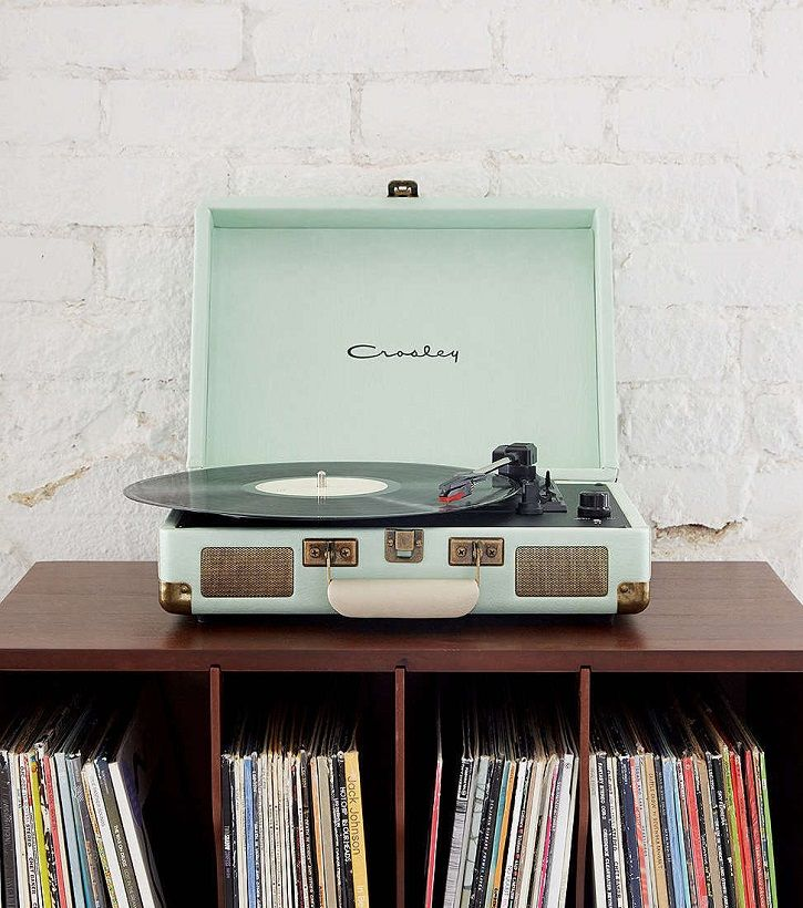 Turntable | 9 Must have items for your wedding gift list | Itakeyou.co.uk