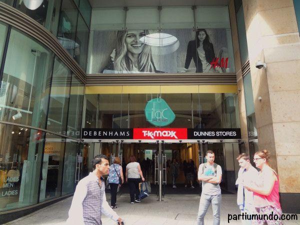 Ilac Shopping Centre @ Henry Street - Dublin (Ireland)