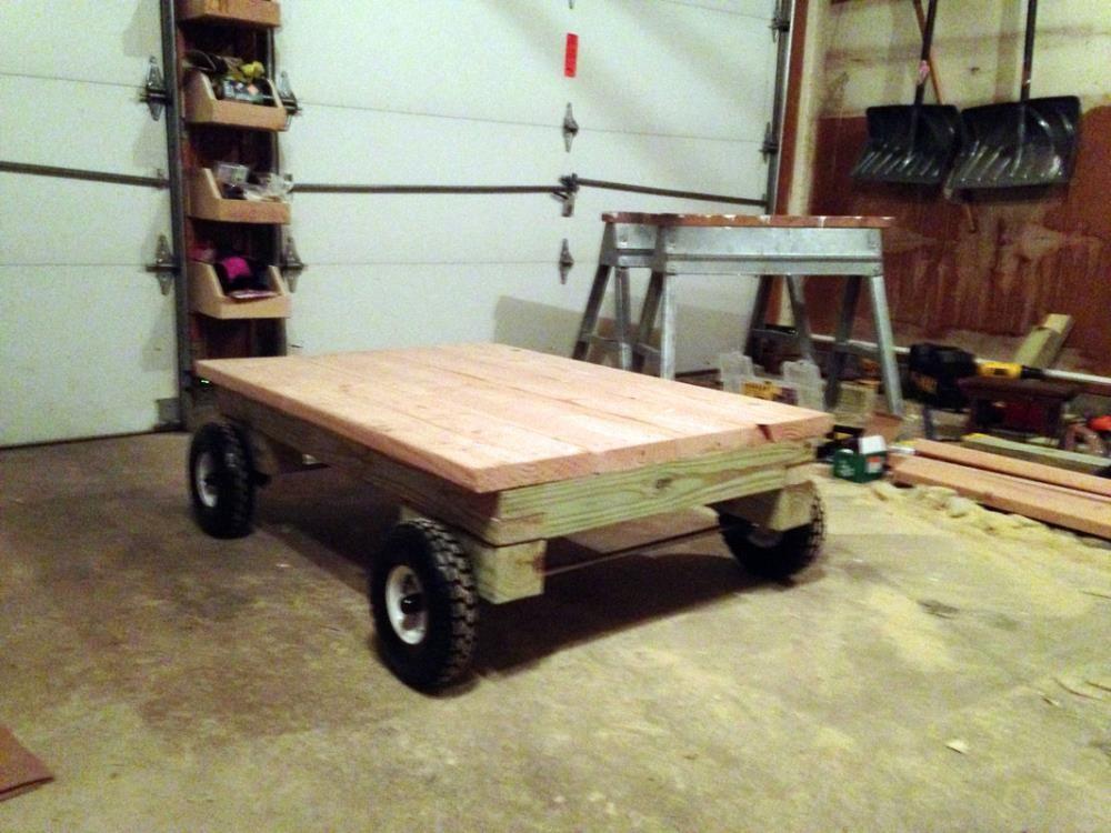 How To Make A Wagon Wooden Garden Cart Construction Garden Cart Wooden Garden Wooden Wagon