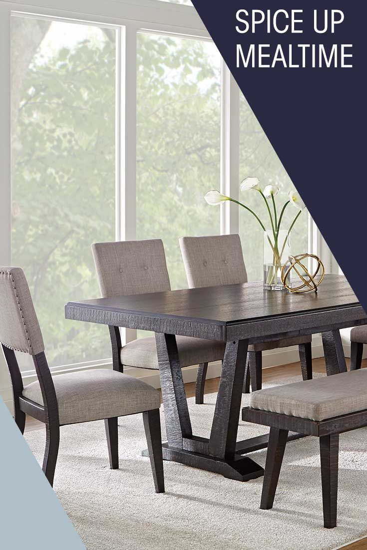 Dining inspiration to the max Find your next dining room at Rooms ...