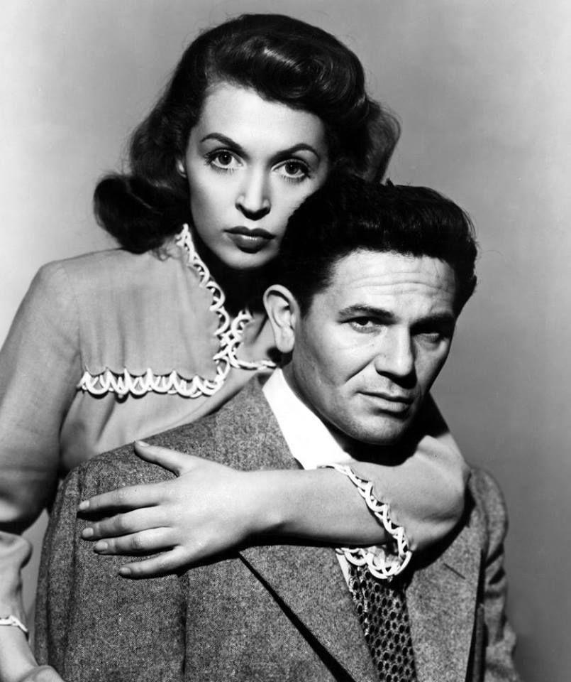 Lilli Palmer,John Garfield.Body and Soul,1947. | John garfield, Classic  hollywood, Lilli palmer