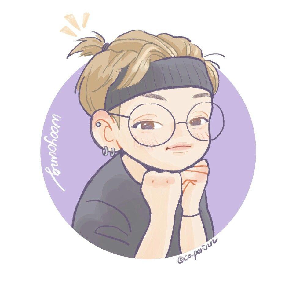 Ateez Wooyoung Fanart Fan Art Drawing Cute Art Kpop Fanart