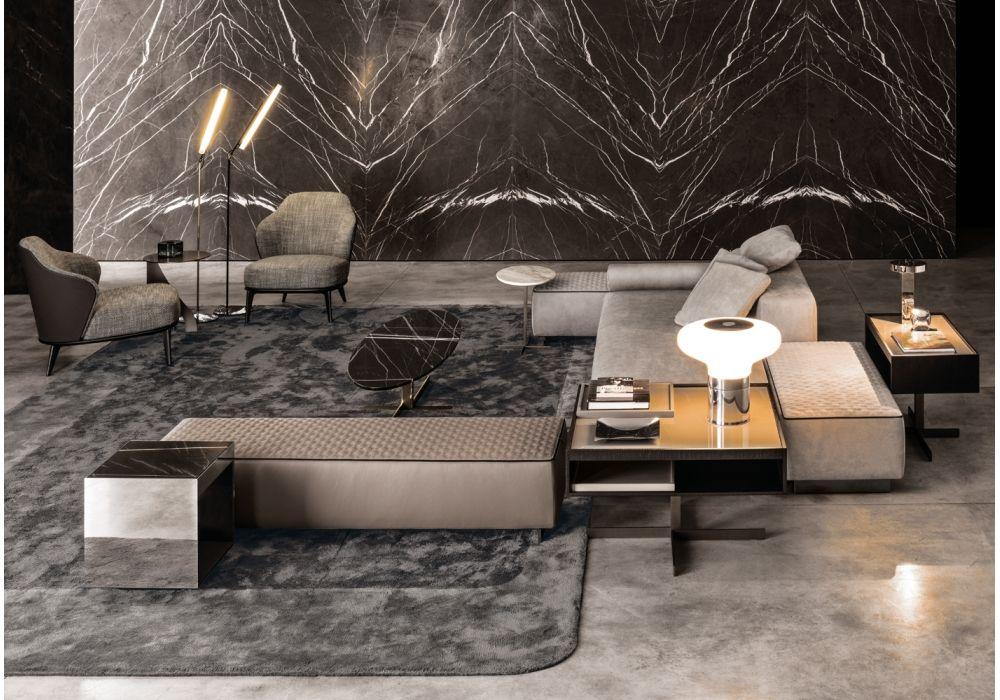 Yang Sofa yang modular sofa minotti - milia shop | interior design