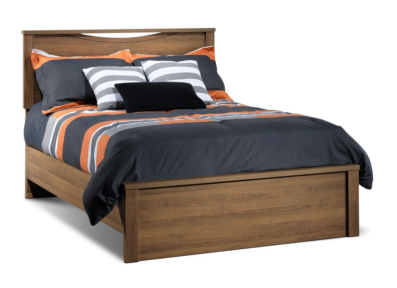 Desert Oak Kids Furniture Full Bed Leon S Full Bed Furniture Kids Furniture