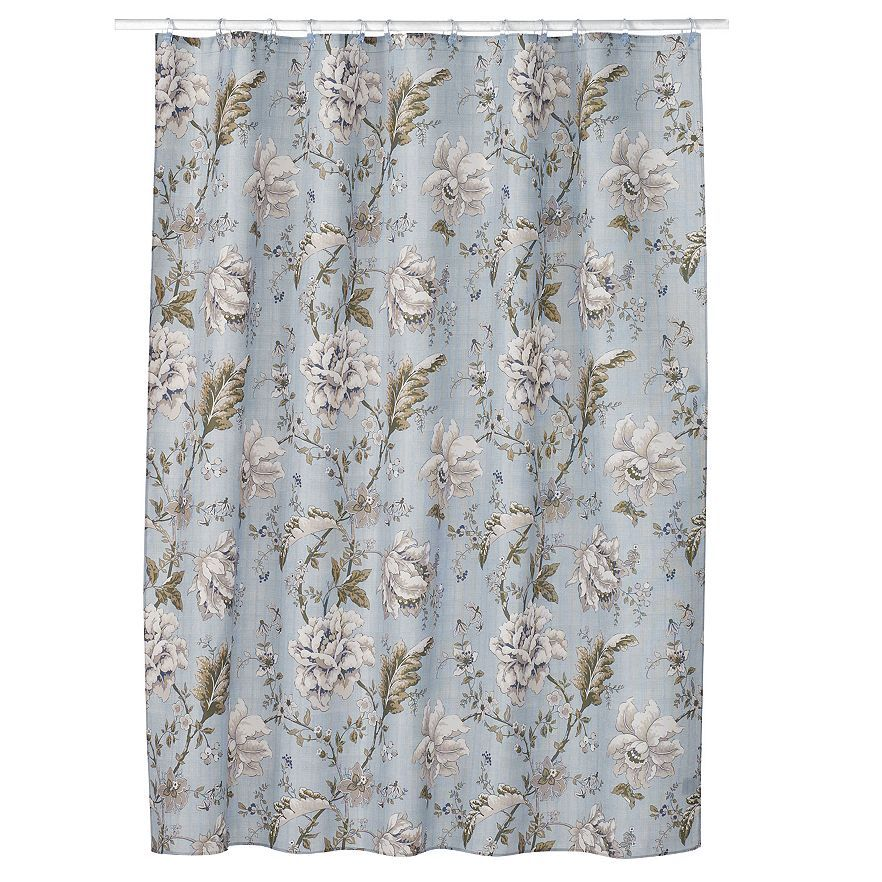 Estate By Croscill Alessia Shower Curtain Collection Curtains