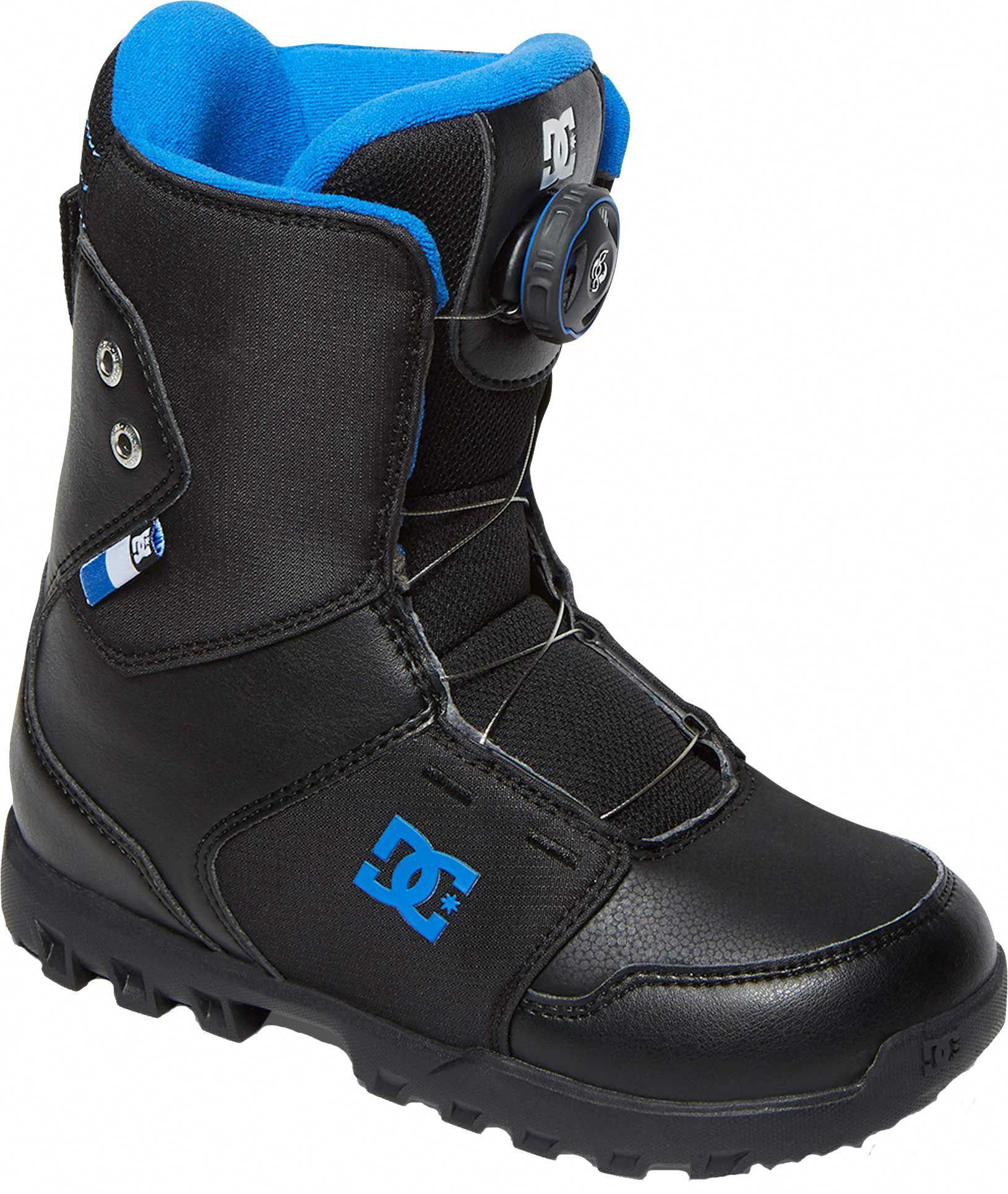 8bcea2e3ff65 DC Shoes Youth Scout 2017-2018 Snowboard Boots  WinterFun