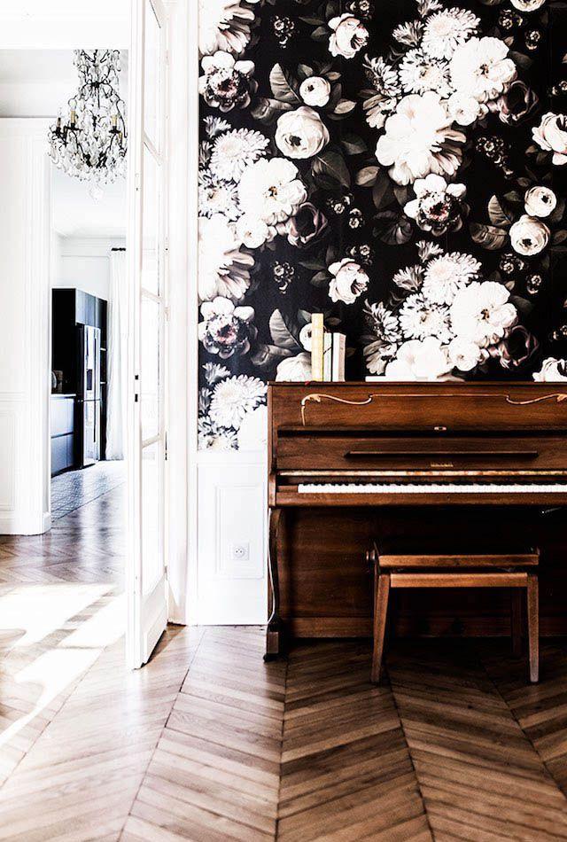 A renovated Parisian apartment Decoracion apartamentos pequeños - decoracion de apartamentos pequeos