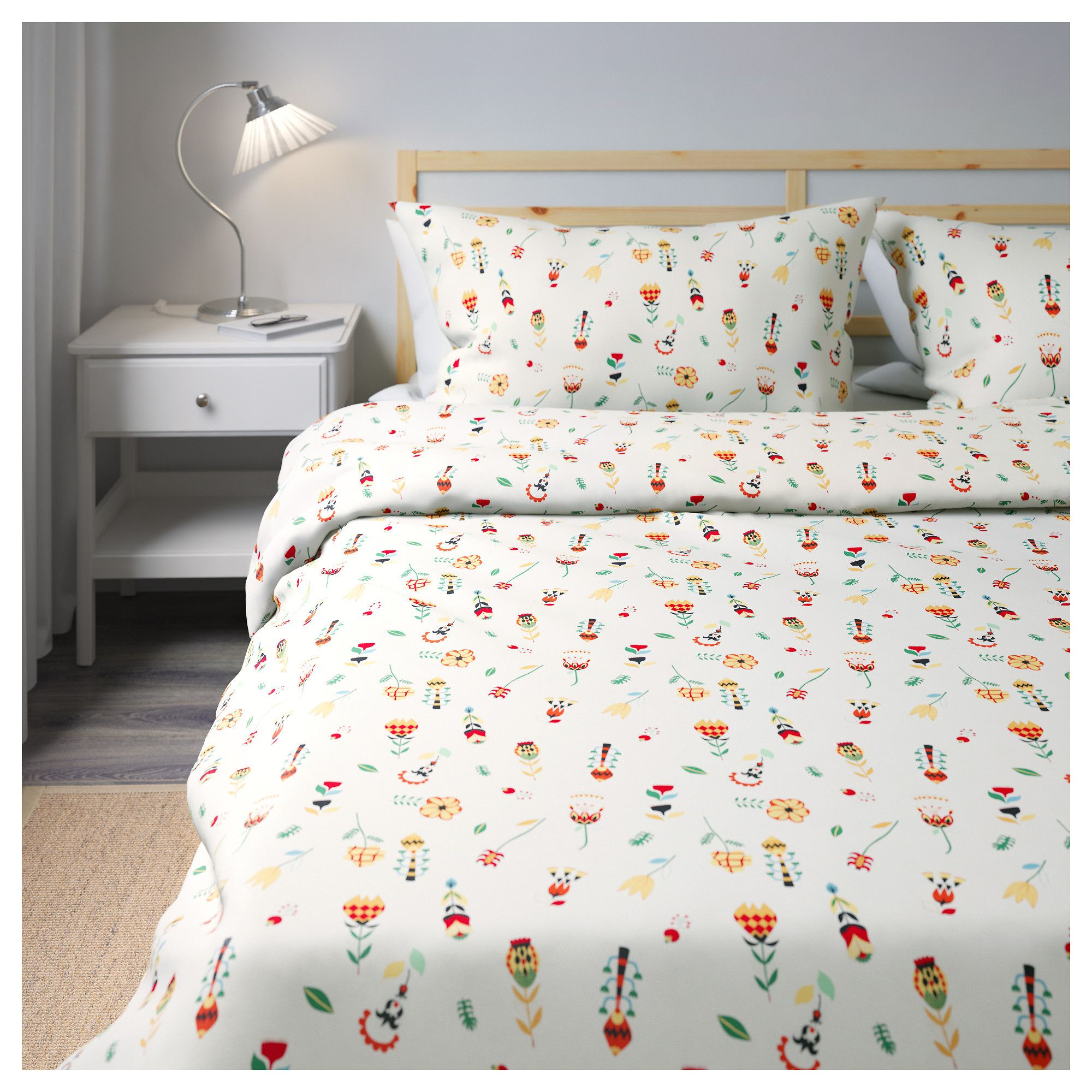 Furniture and Home Furnishings Ikea duvet cover, Bed