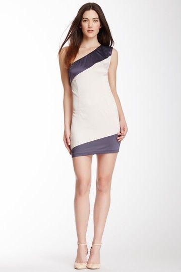 One Shoulder Dress by Beestango on @HauteLook