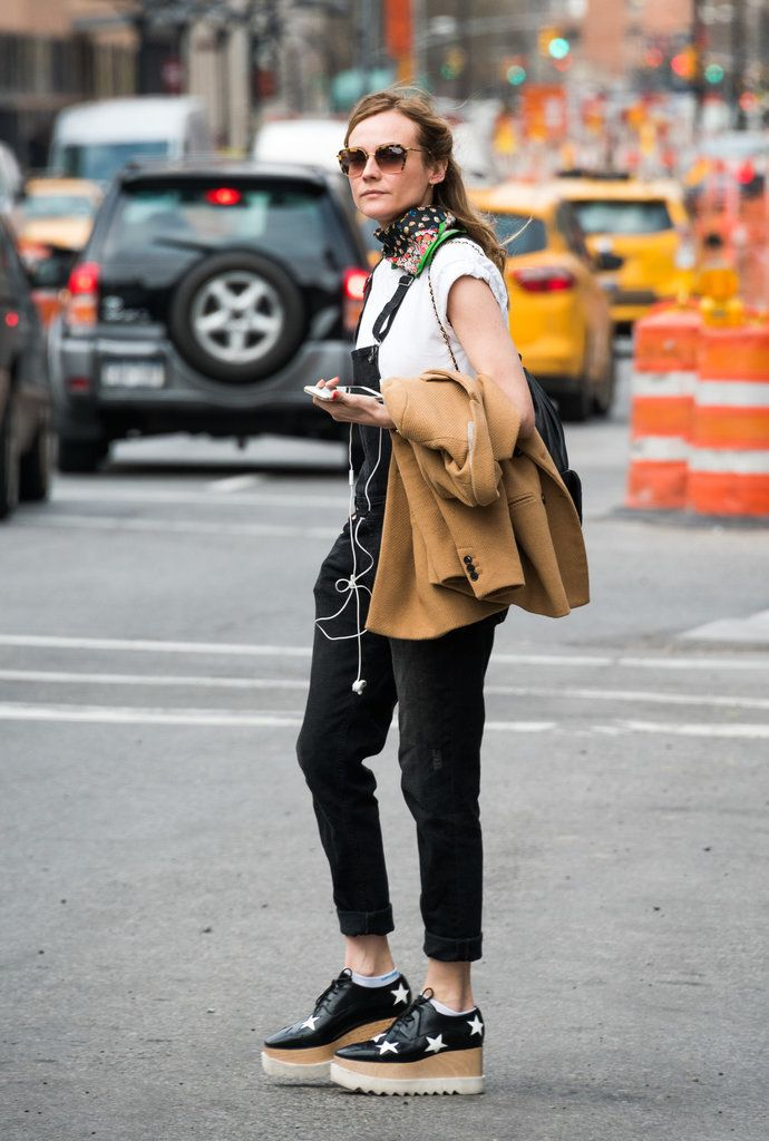 d324f15b3ae Kendall Jenner and Diane Kruger Wear the Spring Platforms We All Want and  Need