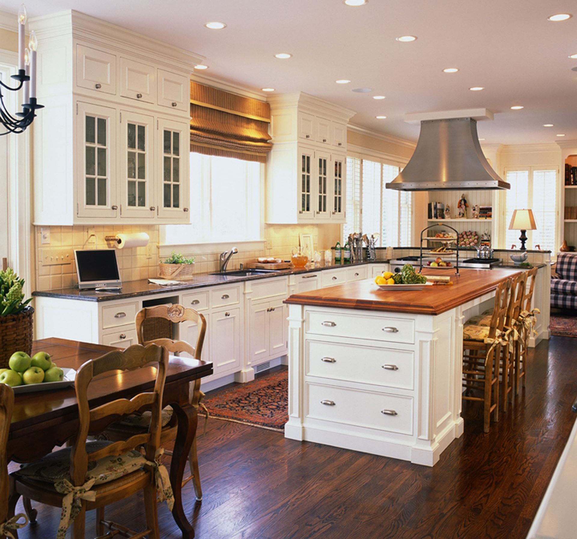 25 Awesome Traditional Kitchen Design Kitchen wood