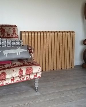 Best Oak Floor Standing Radiator Cover Furniture Radiator 400 x 300