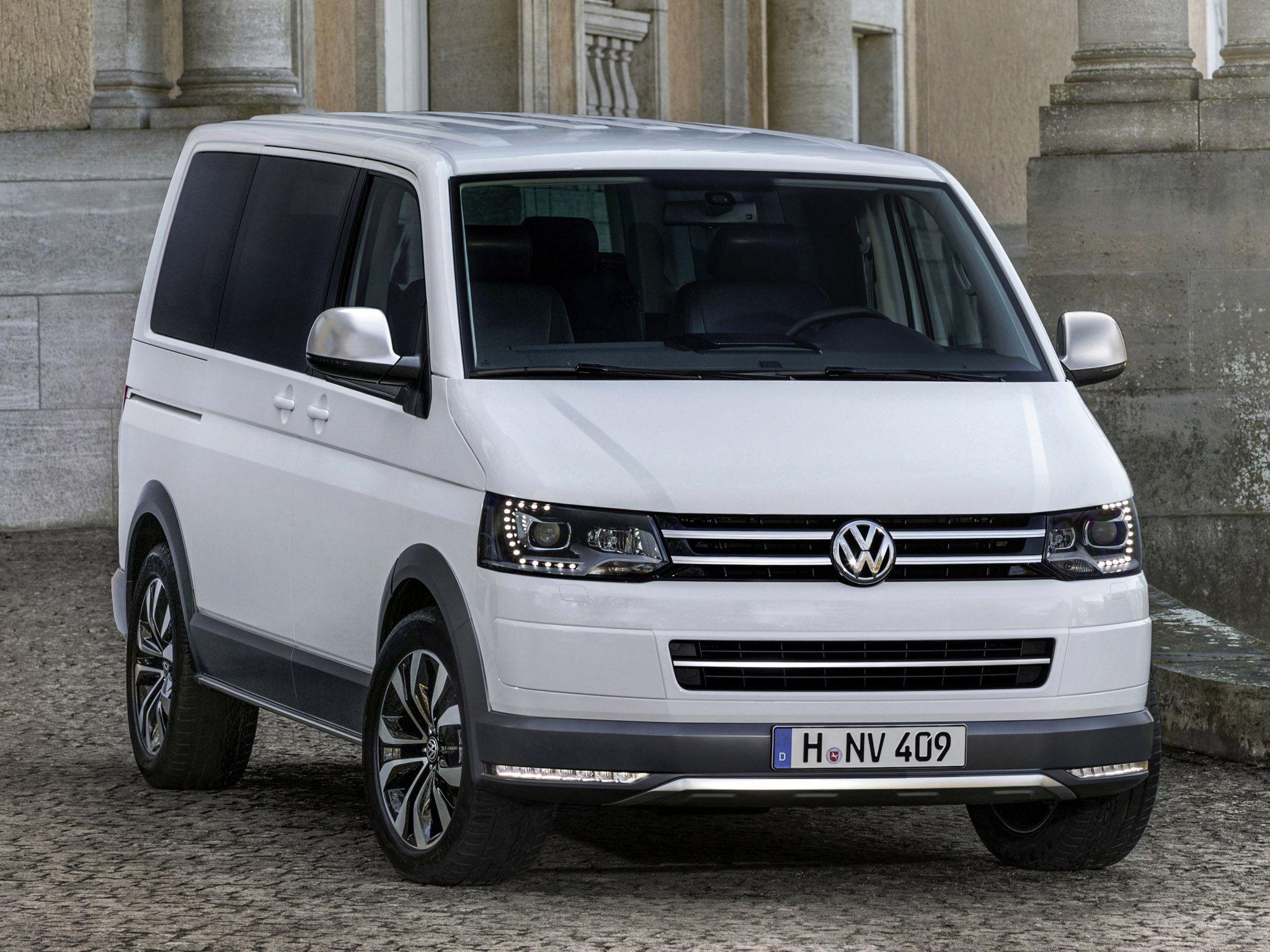 volkswagen multivan alltrack concept t5 2014 vans. Black Bedroom Furniture Sets. Home Design Ideas