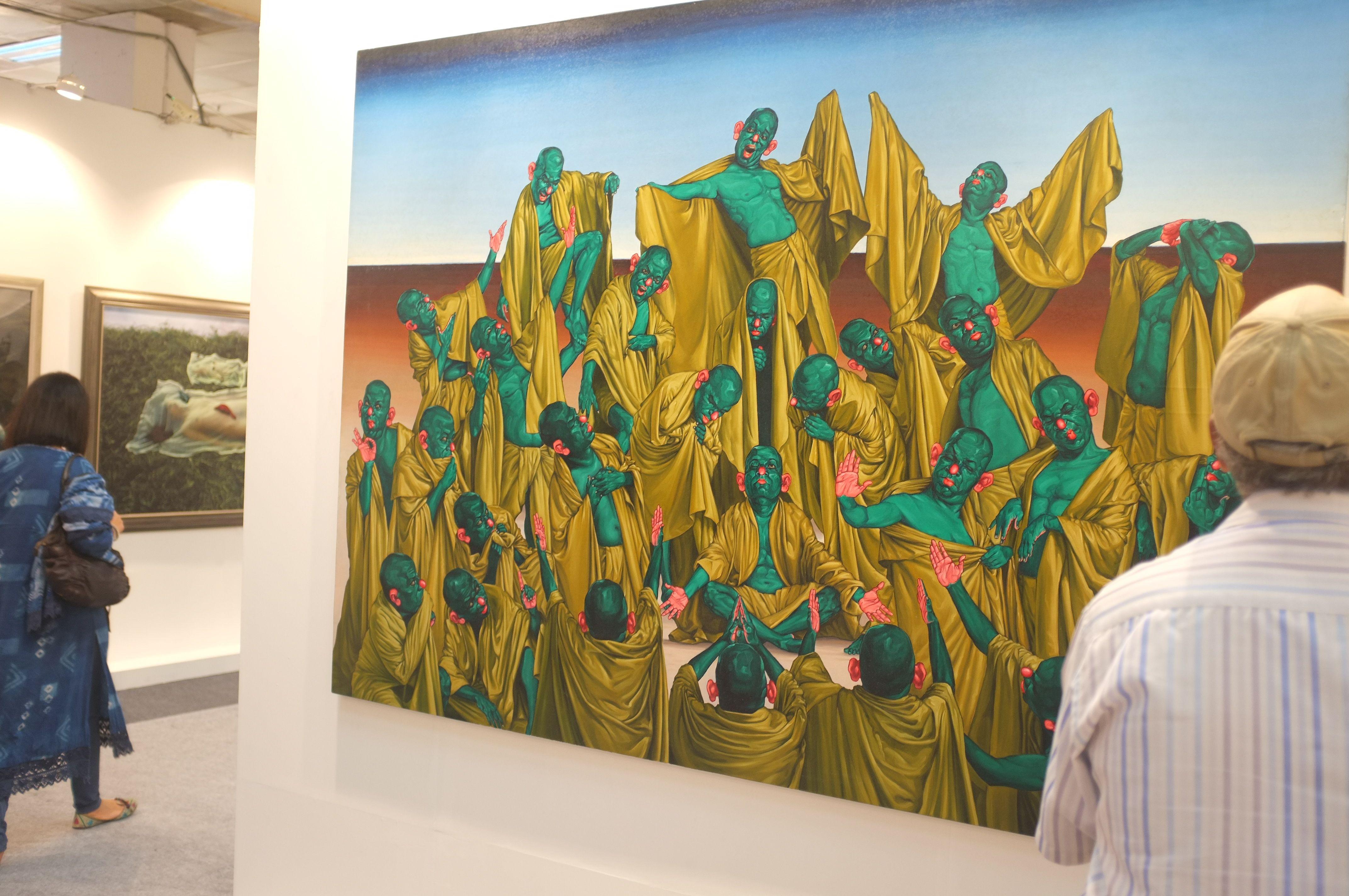 Art Fair captured by Akshay Chauhan