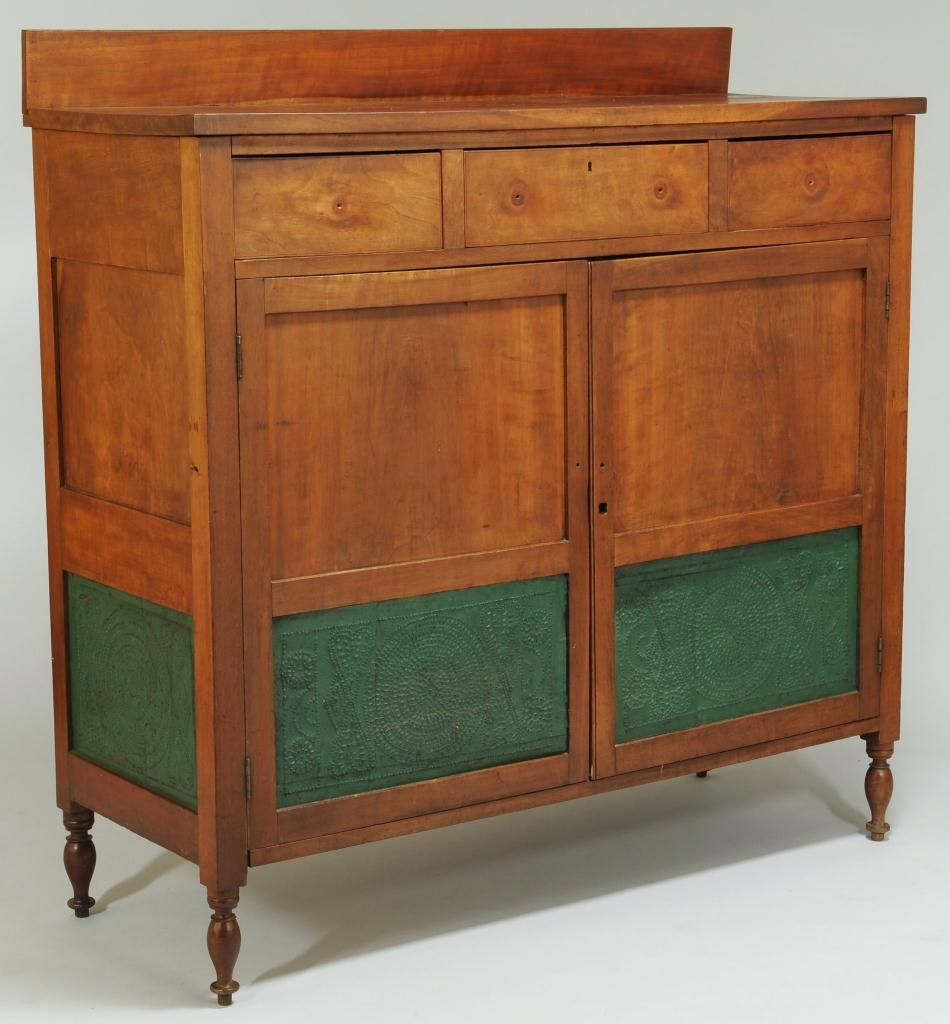 Lot 113: East Tennessee Pie Safe Sideboard