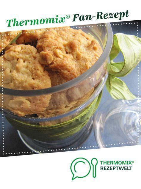 Erdnuss-Kekse #cookiesalad