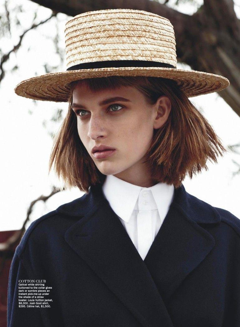 Vogue Austrália | Editorial de Moda Julho 2013 | Ashleigh Good por Nicole Bentley
