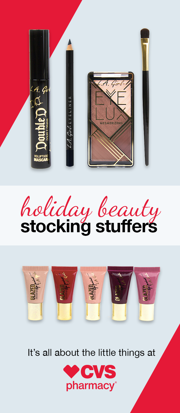 Whether itus a festive winter lip shade or a luxe smoky eye kit