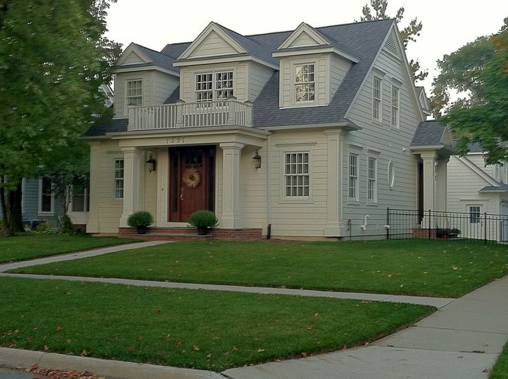 Dormered Cape Google Search Exterior House Renovation