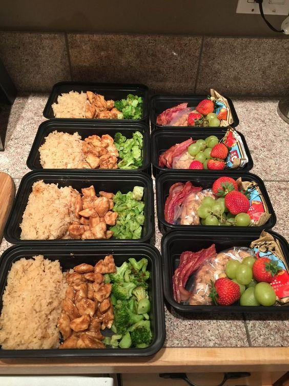 Meal Prep Jan 17 2016 – Carey&CleanEatingS