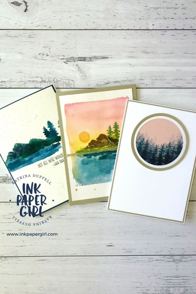 Waterfront Card Classes Watercolor Birthday Cards Watercolor