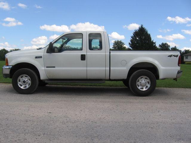 2001 Ford F 250 Xl Extracab 4wd Diesel Pickup 9 500 00 Trucks For Sale Future Trucks Trucks