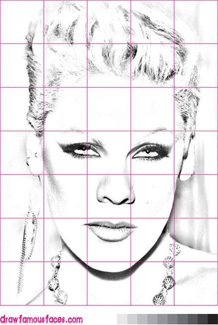 grid square portraits - Google Search