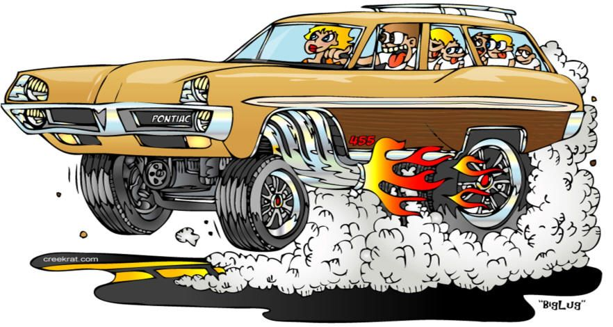 Hot Rod Cartoons Creekrat Cartoons Cool Cars Cartoon Car Drawing
