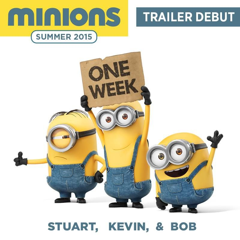 minions upcoming 3d animation movie trailer and character designs minion movie minions minion characters