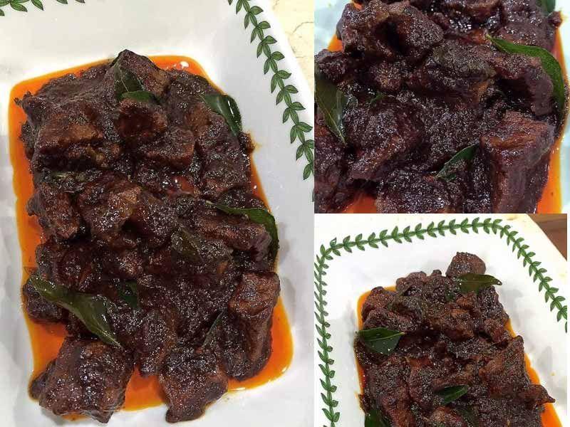 Resipi Daging Masak Hitam Memasak Resep Daging Sapi Resep Makanan