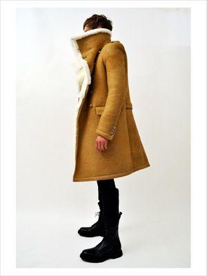 united kingdom popular stores best supplier BALMAIN Oversized Shearling Coat   Well dressed men, Mens ...