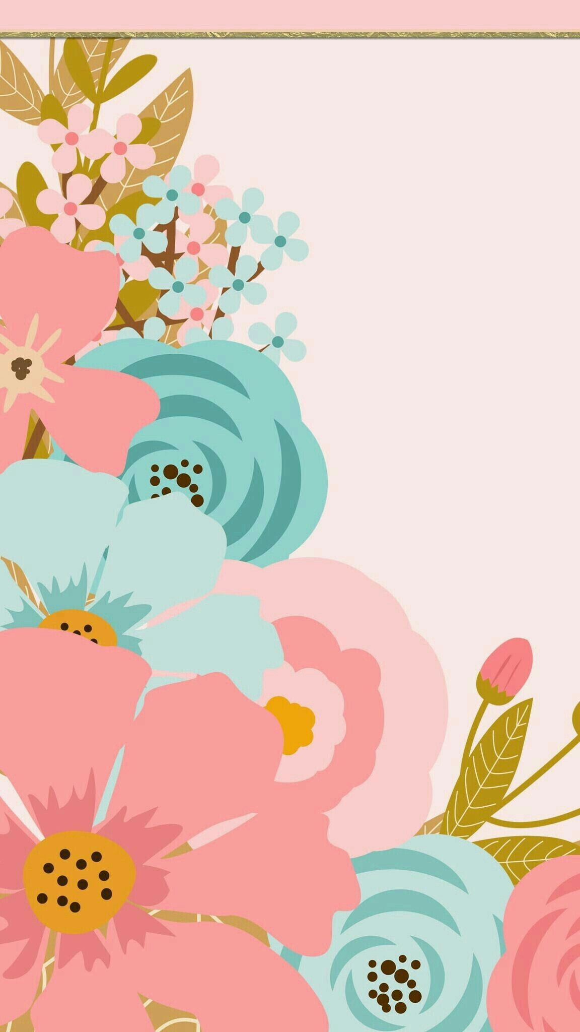 Pin By Emilia On Backgrounds Flower Background Iphone Floral Wallpaper Floral Wallpaper Iphone