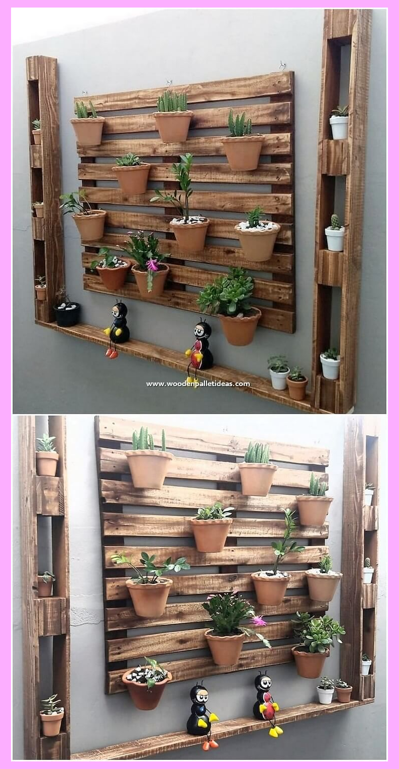 Wondrous DIY Pallet Ideas for Your Weekend Home Project#diy #home #ideas #pallet #project #weekend #wondrous