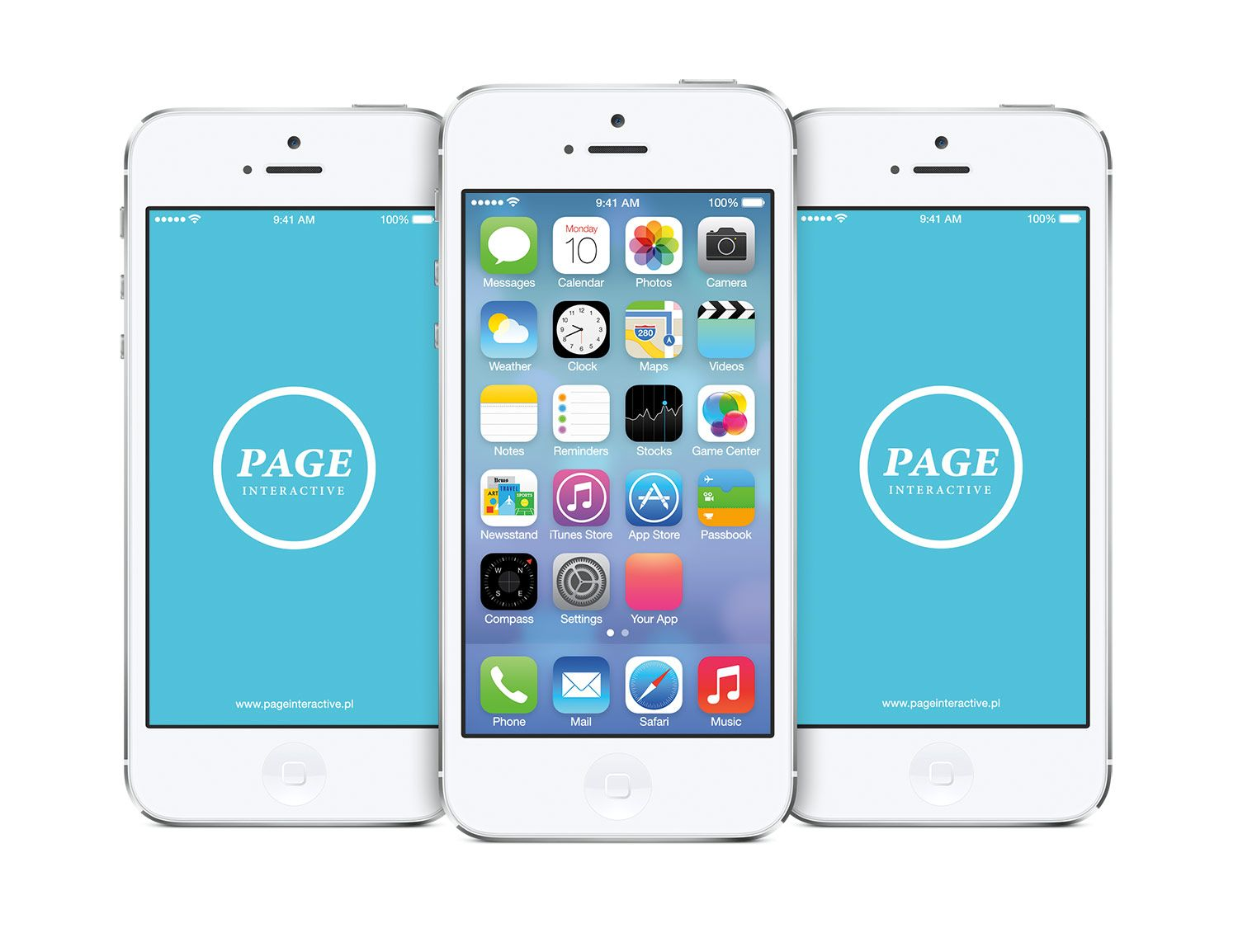 Download Iphone Ios 7 Home Screen Free Psd Mockup Free Mockup Mockup Free Psd Free Logo Mockup Free Mockup